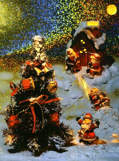 Gingle Bells - С Наступающим Новым годом.  С ПРАЗДНИКОМ!